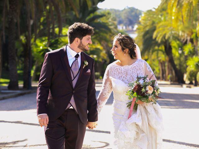 La boda de Carmen y Rafael en Huelva, Huelva 30
