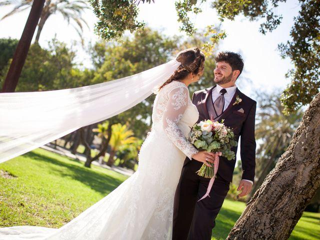 La boda de Carmen y Rafael en Huelva, Huelva 31