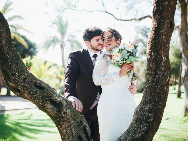 La boda de Carmen y Rafael en Huelva, Huelva 32