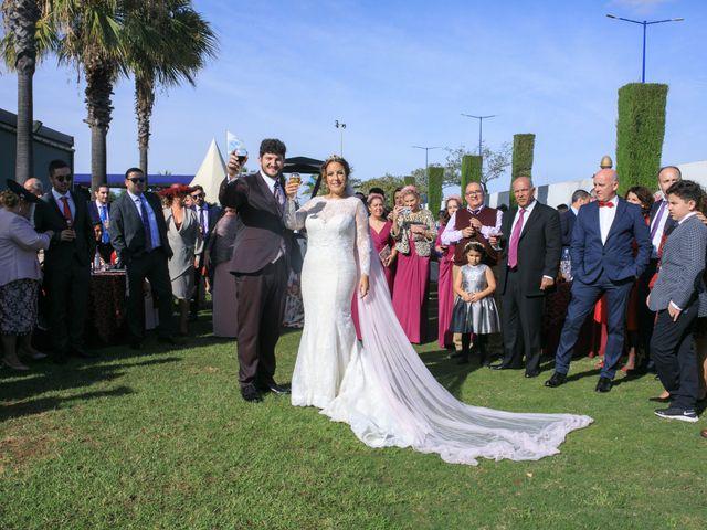 La boda de Carmen y Rafael en Huelva, Huelva 36