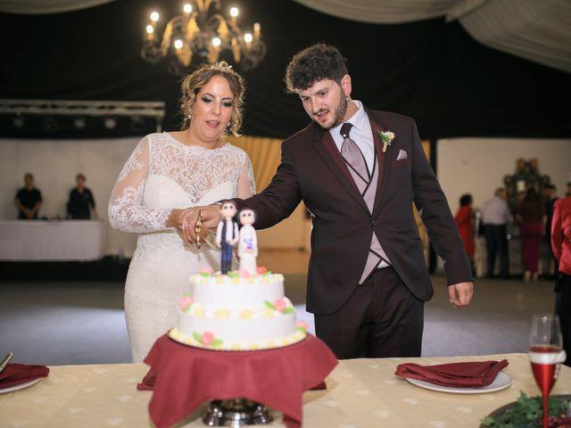 La boda de Carmen y Rafael en Huelva, Huelva 39