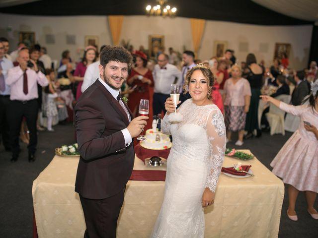 La boda de Carmen y Rafael en Huelva, Huelva 40