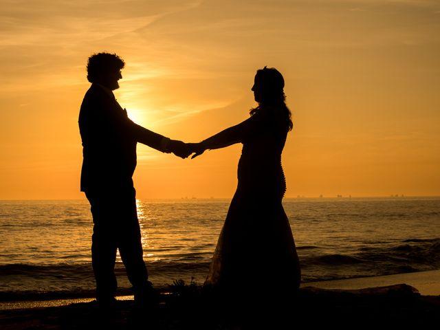 La boda de Carmen y Rafael en Huelva, Huelva 1