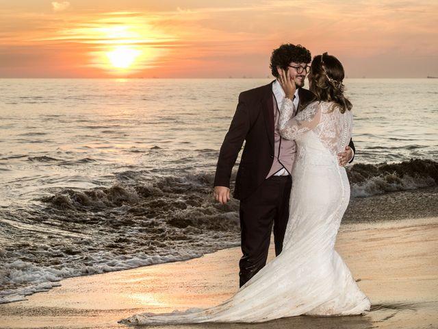 La boda de Carmen y Rafael en Huelva, Huelva 52
