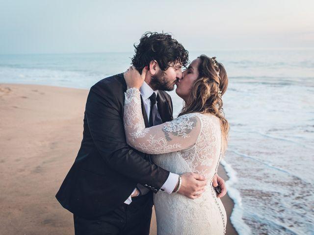 La boda de Carmen y Rafael en Huelva, Huelva 57