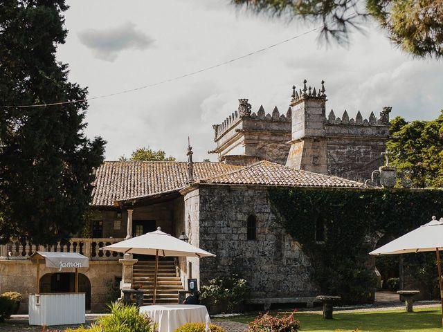 La boda de Santi y Lore en Nigran, Pontevedra 4