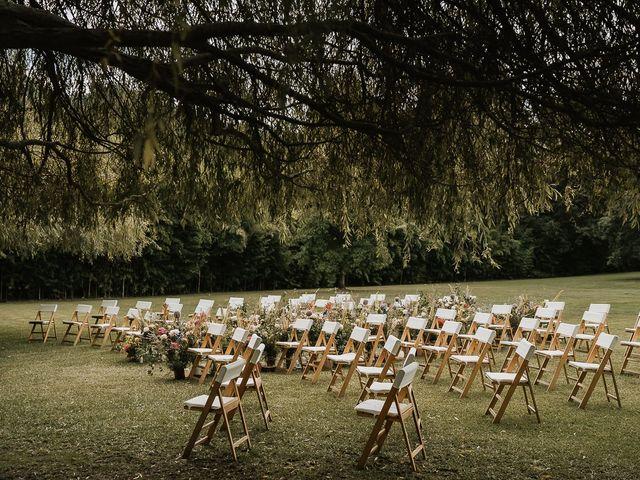 La boda de Santi y Lore en Nigran, Pontevedra 6