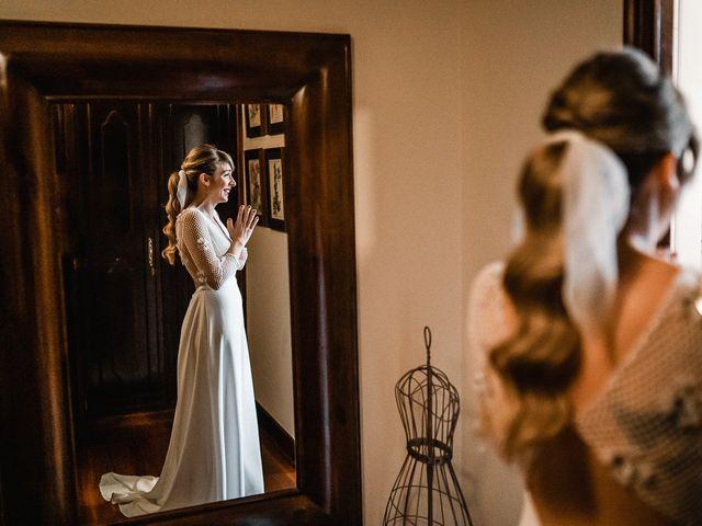 La boda de Santi y Lore en Nigran, Pontevedra 29