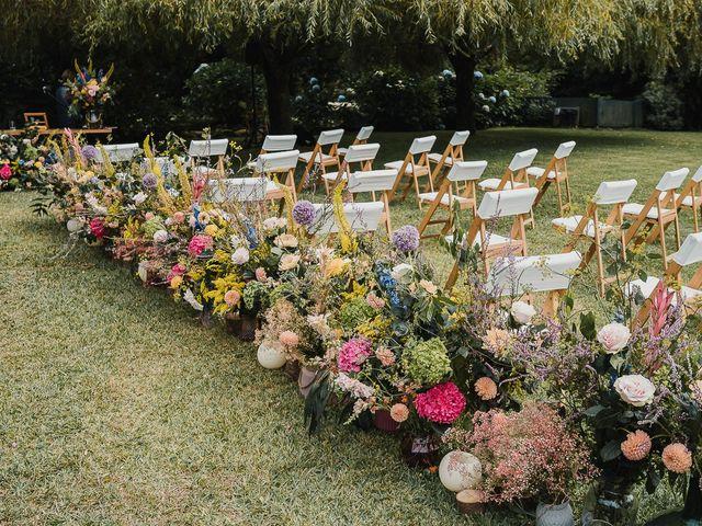La boda de Santi y Lore en Nigran, Pontevedra 33