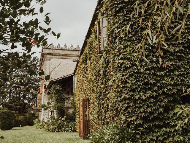 La boda de Santi y Lore en Nigran, Pontevedra 34