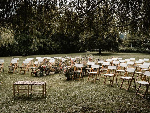 La boda de Santi y Lore en Nigran, Pontevedra 35
