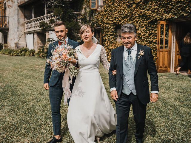 La boda de Santi y Lore en Nigran, Pontevedra 39