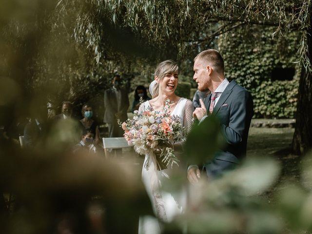 La boda de Santi y Lore en Nigran, Pontevedra 41