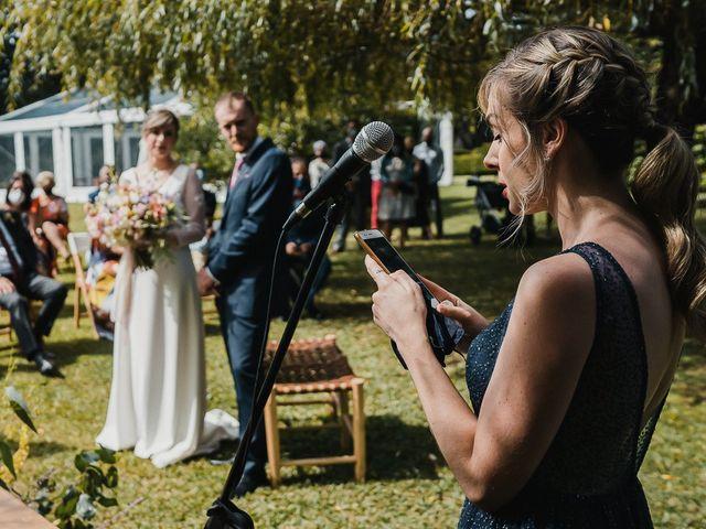 La boda de Santi y Lore en Nigran, Pontevedra 45
