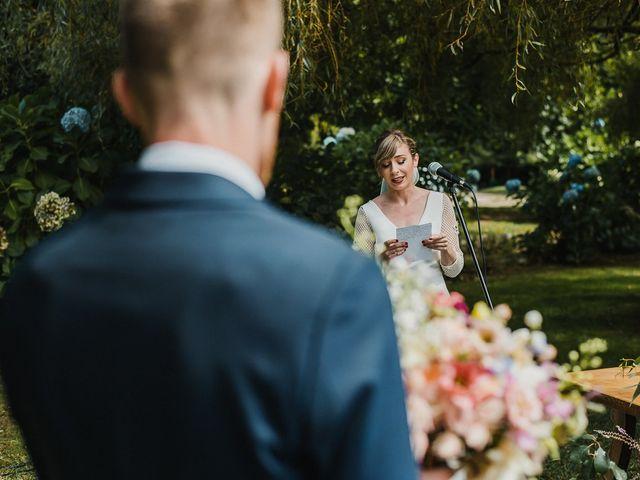 La boda de Santi y Lore en Nigran, Pontevedra 48
