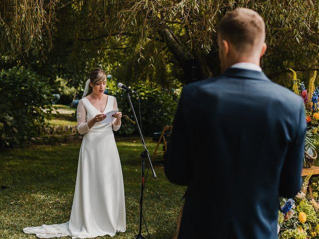 La boda de Santi y Lore en Nigran, Pontevedra 49