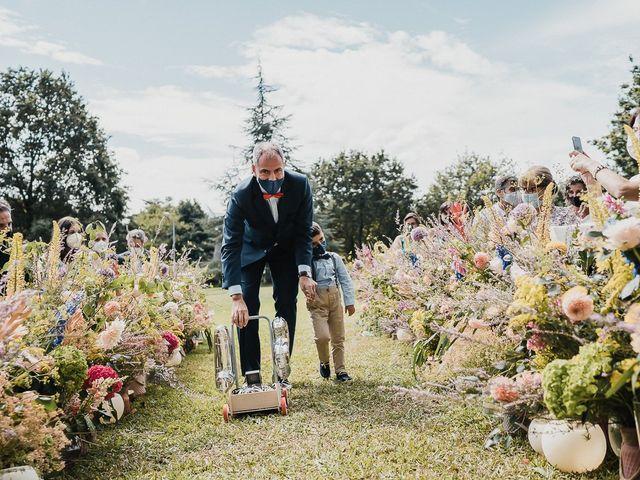 La boda de Santi y Lore en Nigran, Pontevedra 51