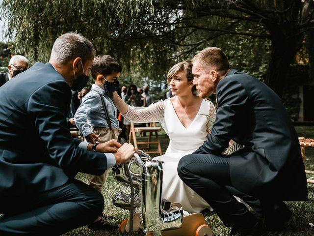 La boda de Santi y Lore en Nigran, Pontevedra 52