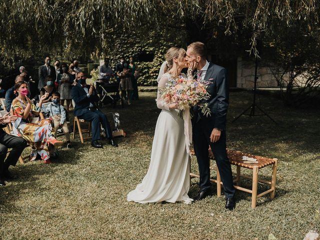 La boda de Santi y Lore en Nigran, Pontevedra 53