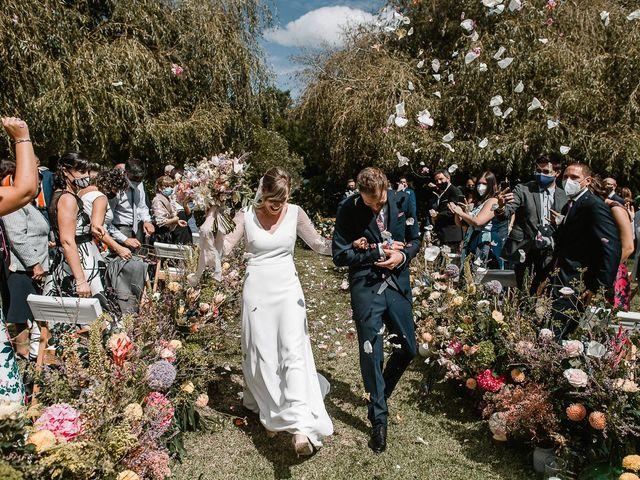La boda de Santi y Lore en Nigran, Pontevedra 55