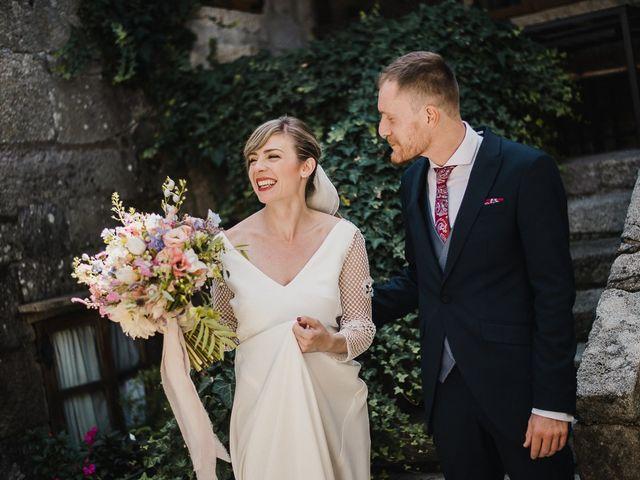 La boda de Santi y Lore en Nigran, Pontevedra 58