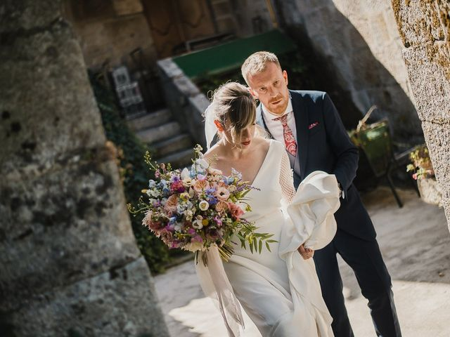 La boda de Santi y Lore en Nigran, Pontevedra 62