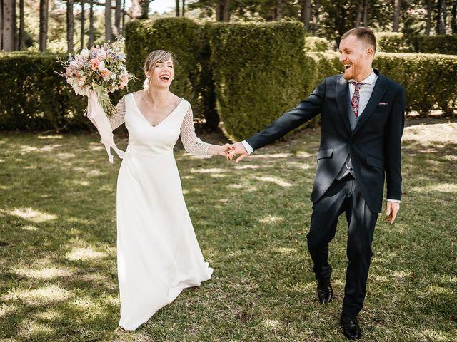 La boda de Santi y Lore en Nigran, Pontevedra 75