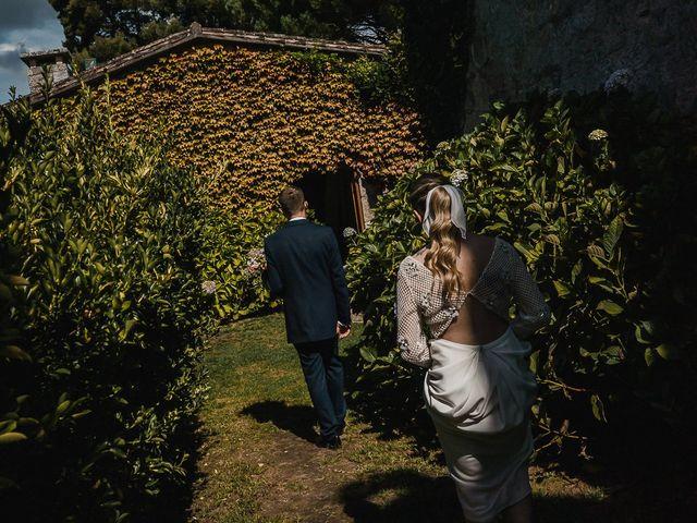 La boda de Santi y Lore en Nigran, Pontevedra 78