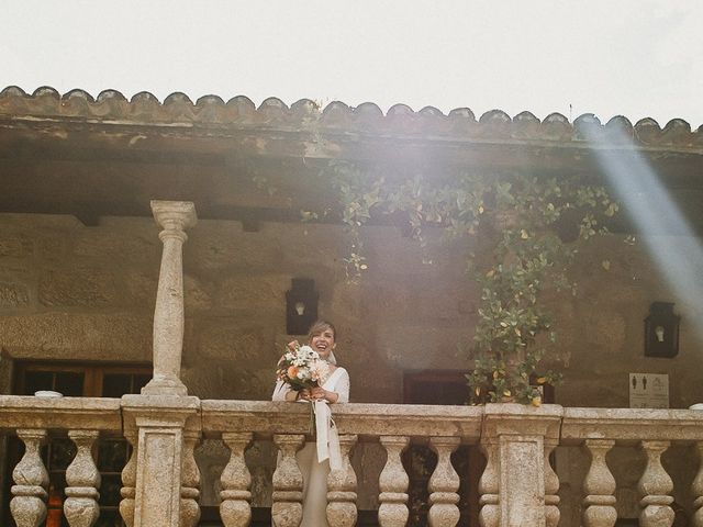 La boda de Santi y Lore en Nigran, Pontevedra 83