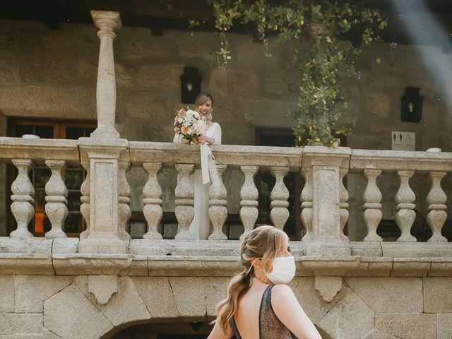 La boda de Santi y Lore en Nigran, Pontevedra 84