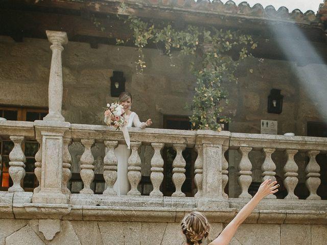 La boda de Santi y Lore en Nigran, Pontevedra 85