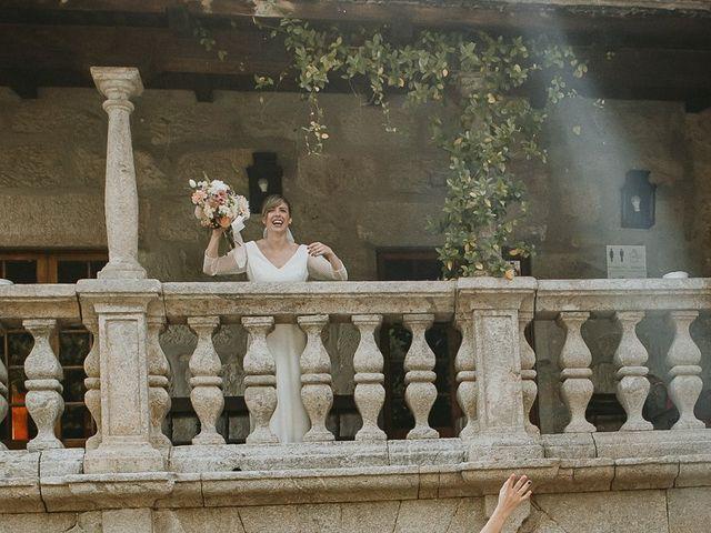 La boda de Santi y Lore en Nigran, Pontevedra 86