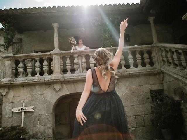 La boda de Santi y Lore en Nigran, Pontevedra 87