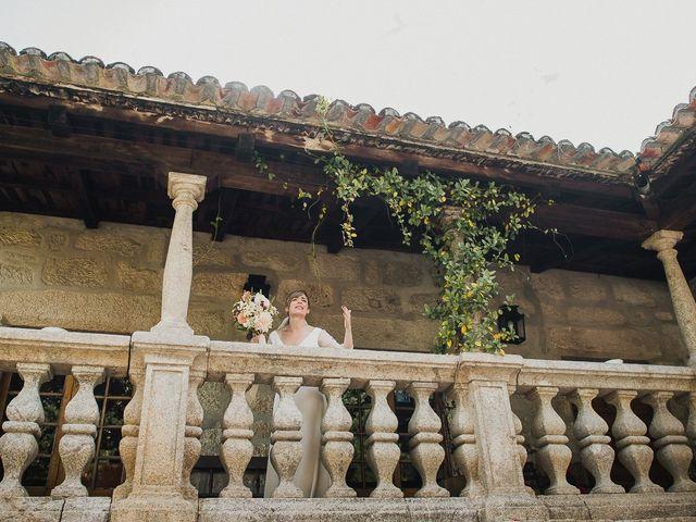 La boda de Santi y Lore en Nigran, Pontevedra 89