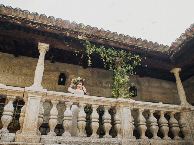 La boda de Santi y Lore en Nigran, Pontevedra 90