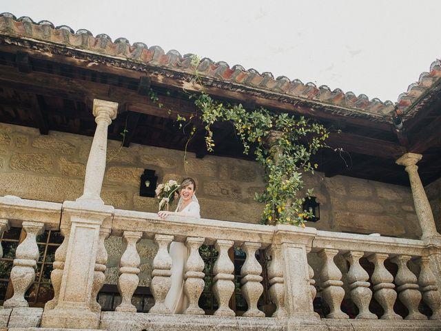 La boda de Santi y Lore en Nigran, Pontevedra 91