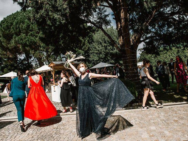 La boda de Santi y Lore en Nigran, Pontevedra 92