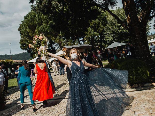 La boda de Santi y Lore en Nigran, Pontevedra 93