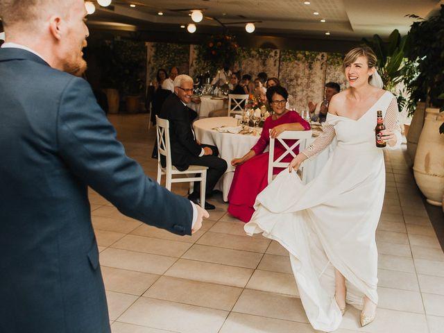 La boda de Santi y Lore en Nigran, Pontevedra 102