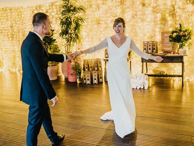 La boda de Santi y Lore en Nigran, Pontevedra 104