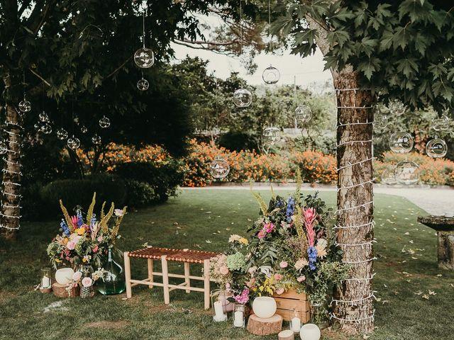 La boda de Santi y Lore en Nigran, Pontevedra 111