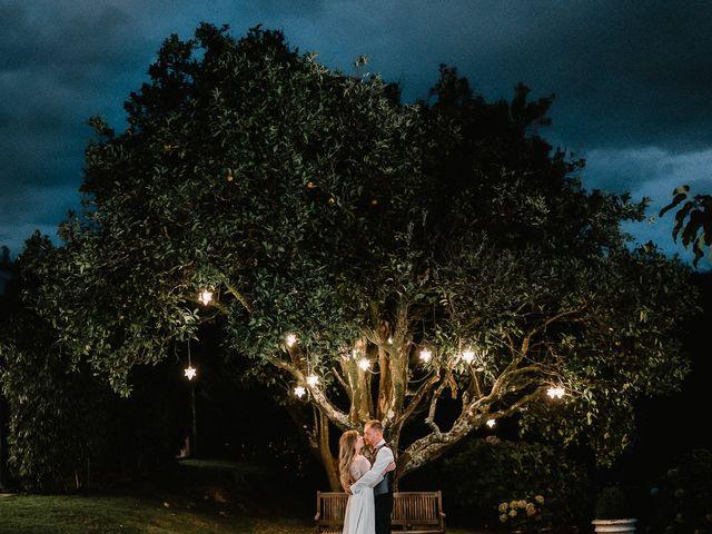 La boda de Santi y Lore en Nigran, Pontevedra 123