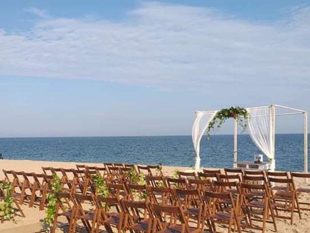 La boda de Miguel y Paqui en Pineda De Mar, Barcelona 3