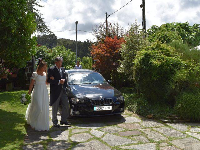 La boda de Jon y Lucia en Berango, Vizcaya 1