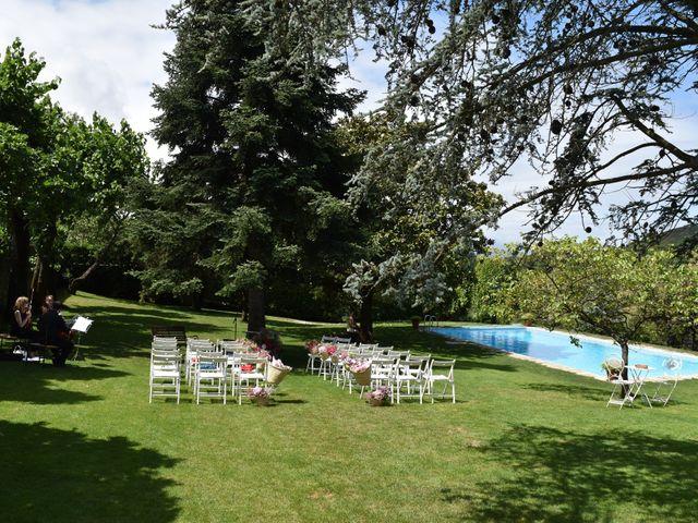 La boda de Jon y Lucia en Berango, Vizcaya 2