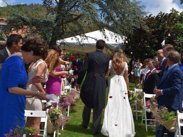 La boda de Jon y Lucia en Berango, Vizcaya 6