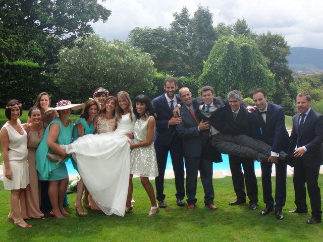 La boda de Jon y Lucia en Berango, Vizcaya 8