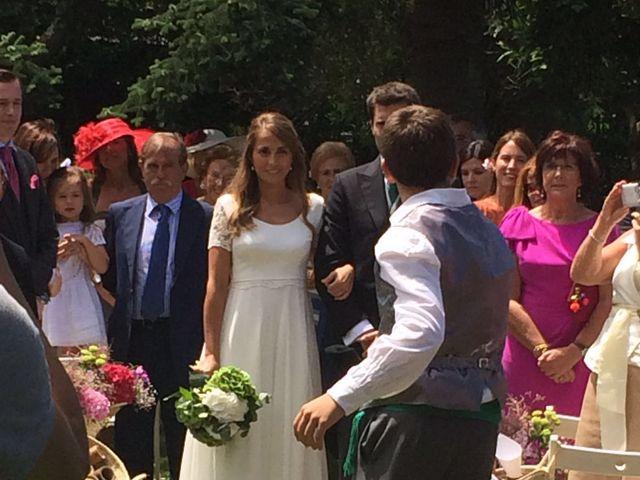 La boda de Jon y Lucia en Berango, Vizcaya 15
