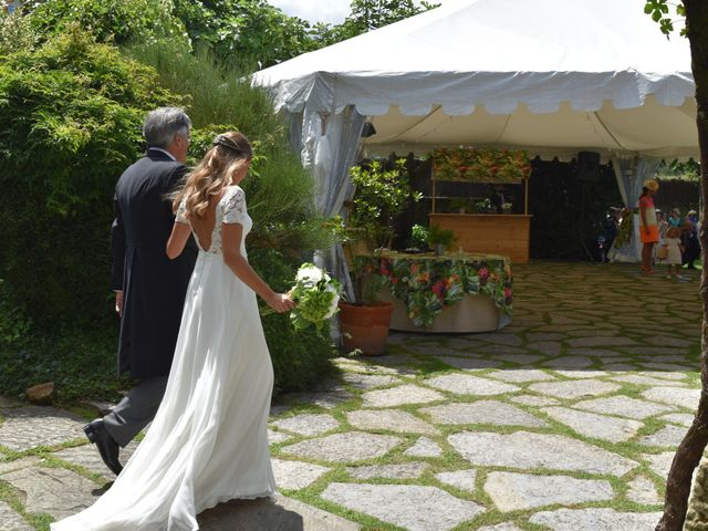 La boda de Jon y Lucia en Berango, Vizcaya 17