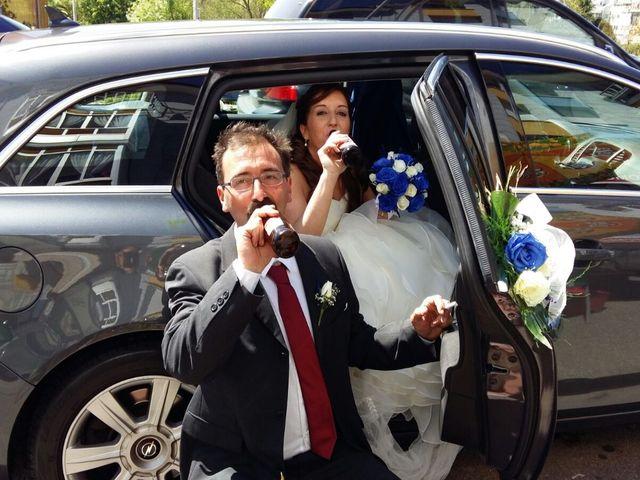 La boda de vero y sergio en Aces De Candamo, Asturias 1